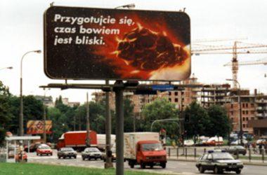 "Badanie – kampania ""Asteroid"""