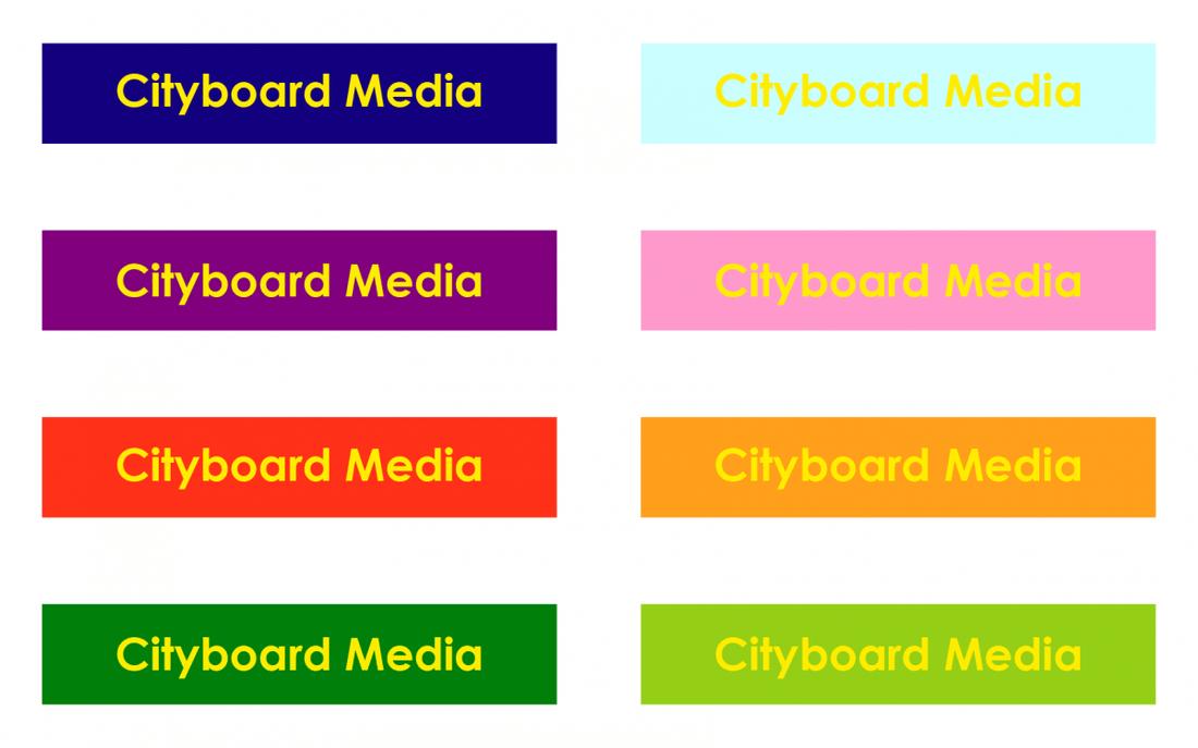 KOLORY - Zasady projektowania kampanii