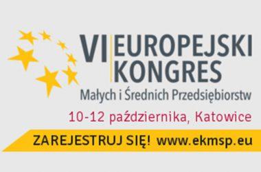 Już wkrótce VI Europejski Kongres MŚP